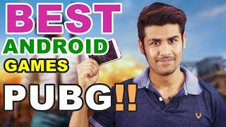 PUBG On Android Phone ? | Best Android Games For All | For 2Gb RAM Or Less | Monthly List