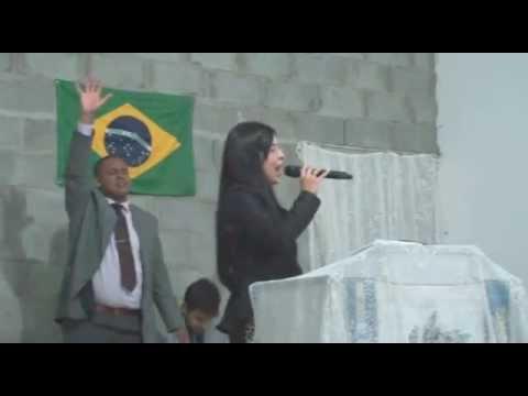 Pregação sobre o arrebatamento da Igreja Missionária Camila Dias