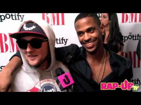 Big Sean Crashes Mac Miller's Interview