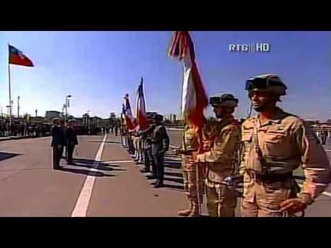 Parada militar 2010 Chile 1 de 12 condecoraciones