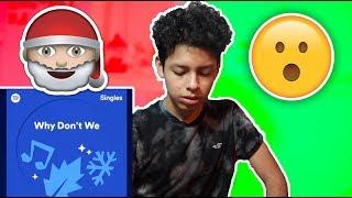 Why Don 39 T We Feliz Navidad Reaction