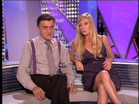 Lara Ruiz  se carga parejas (El Intermedio)