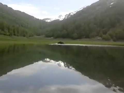 Bosanac kroz jezero sa Mercedesom G klase