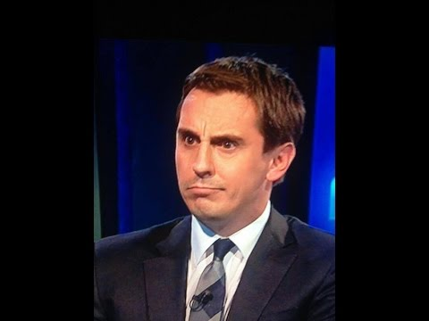 Gary Neville -  'Goalgasm' Best of vines