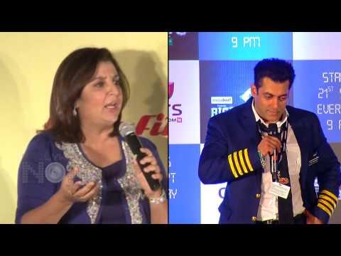 Bigg Boss 8 - Salman Khan Quits, Farah Khan Replaces