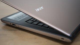 """Best budget travel laptop? Acer Aspire 14"""" (E14 E5-475) review."""