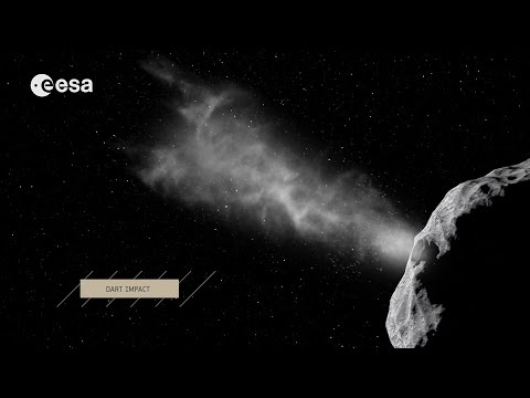 Future Space Mission Will Attempt to Deflect Asteroid | Video