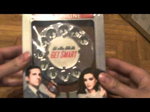 Get Smart | Limited Shoe Phone Case | Unboxing DVD | Canada