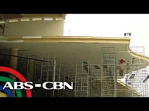 Quirino Grandstand inihahanda na para kay Pope Francis