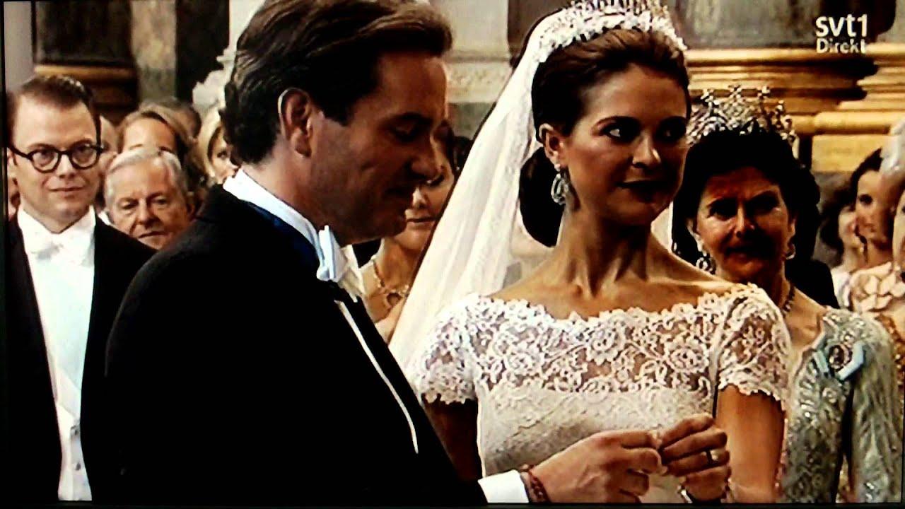madeleine bröllop