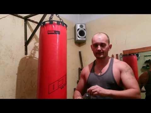 Видео как выбрать боксерскую грушу
