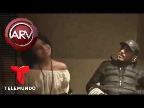 La hija menor de Pepe Aguilar canta a capela | Al Rojo Vivo | Telemundo