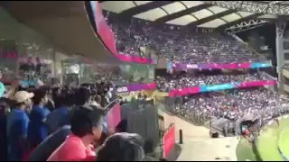 Anil Kapoor and Virat Kohli Dancing During The India vs West Indies T20 World Cup Match