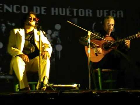 LA PARRA FLAMENCA.MIGUEL TENA-PACO CORTES.GRANAINAS.19-07-2008