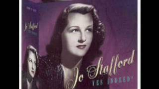 Jo Stafford - No Other Love