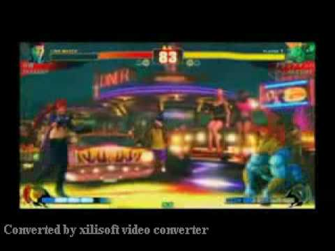 Street Fighter 4 Tournament Group A - 2.3