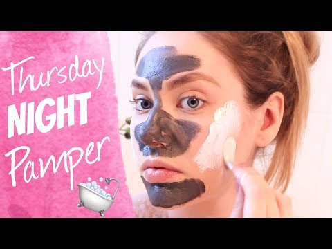My Thursday Night PREP & PAMPER Routine