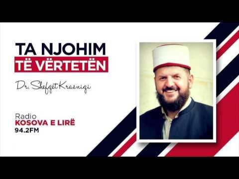 Dr. Shefqet Krasniqi (në Radio Kosova e Lirë) 24.03.2015