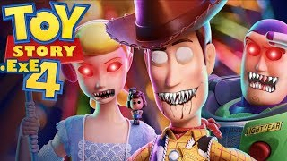 ALREADY AN .EXE GAME FOR TOY STORY 4?! - TOY STORY 4.EXE