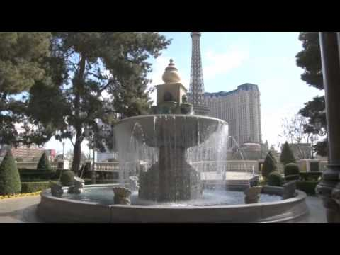 Robert (Vegas Bob) Swetz Paris Hotel Las Vegas 3-18-2013