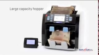 Maxsell Matrix- V Note Sorting machine