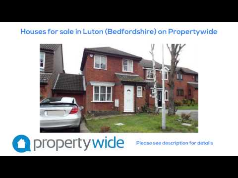 Houses for sale in Luton (Bedfordshire) on Propertywide
