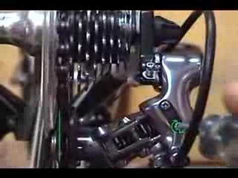 Bike Gear Adjustment How to Adjust Bicycle Gears