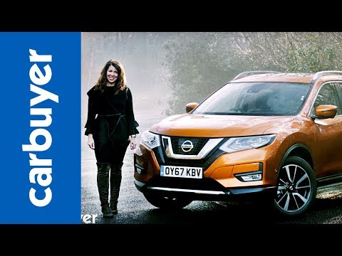Nissan X-Trail SUV 2018 – can it compete with the Skoda Kodiaq? –Carbuyer
