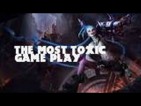 Misc Computer Games - League Of Legends - Get Jinxed
