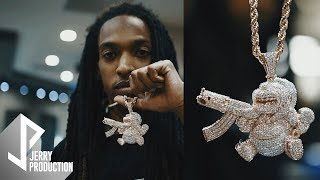 Drego Picks Up His New $30,000 Chain From Hutch's Jewelry #ChainingDay (Shot by @JerryPHD)