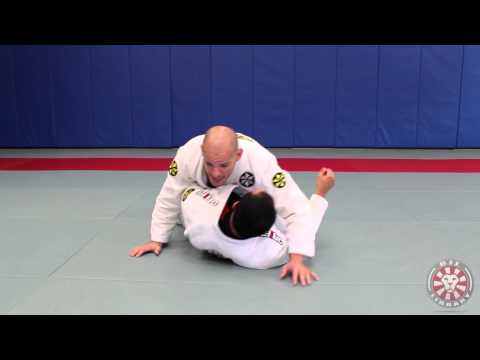 Flattening to Pass the Half Guard by Xande Ribeiro