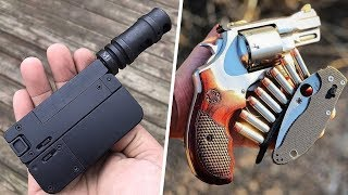 AMAZING FUTURISTIC WEAPONS THAT ARE ON ANOTHER LEVEL