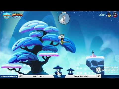 Brawlhalla Highlights - Shine Tournament of Legends Top 8 - Brawlhalla Shine TOL