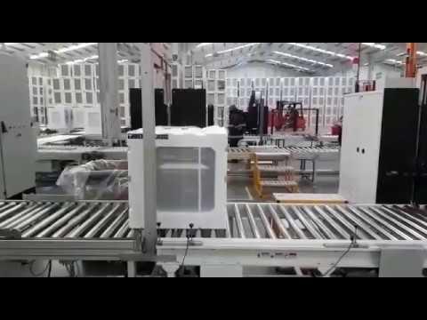 üretim hattı otomasyon-kurulum