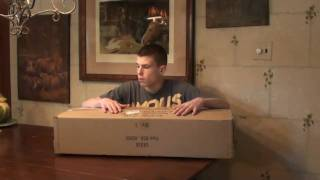 BIG Airsoft Station Unboxing