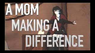 Raven Branwen is a mOM mAKiNg a diFFeRENce