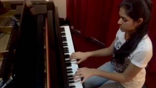 Bekaraar Dil - Piano cover