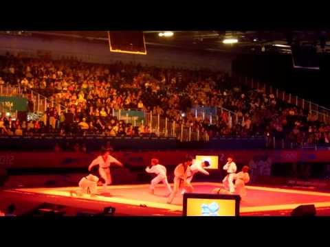Olympic Taekwondo LONDON 08.08.2012
