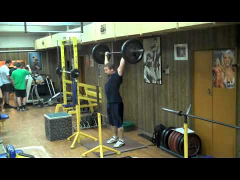 Olympic lifting for beginners, Part 1 Image 1