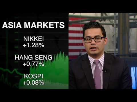 06/21: Stock futures positive, Asia mostly jumps and SP500 in focus