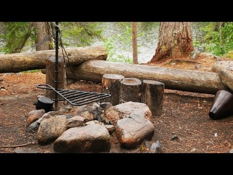 How to Set Up a Camp Kitchen | Camping
