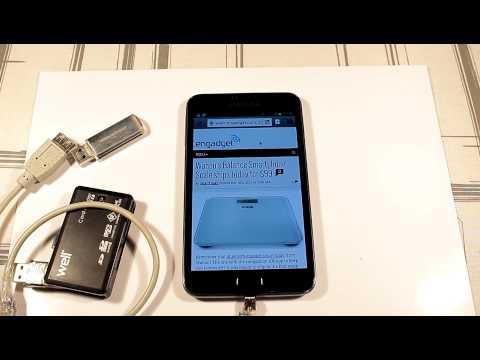 Cum se face un adaptor usb otg pentru conectarea perifericelor usb la smartphone