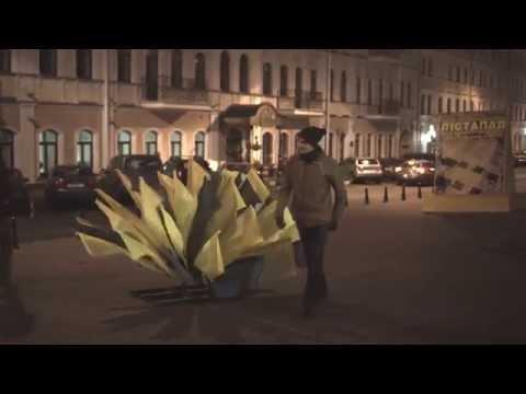 November sounds of Minsk (Минск - город герой)