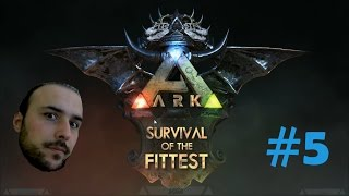 Kartal vs Timsah - Ark survival of the fittest #5 [ Türkçe ]