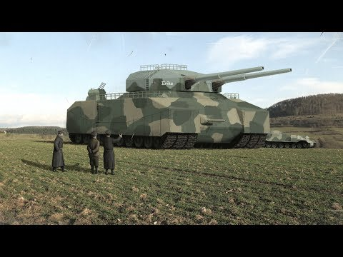 German Mega Tanks, P1000 Ratte