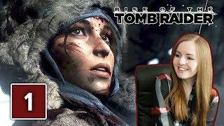 LARA LOOKS AMAZING! | Rise Of The Tomb Raider Gameplay Walkthrough Part 1