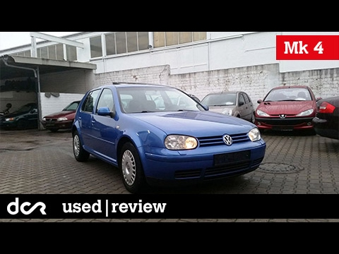 Buying a used VW Golf Mk 4 - 1997-2003. Common Issues. Buying advice / guide