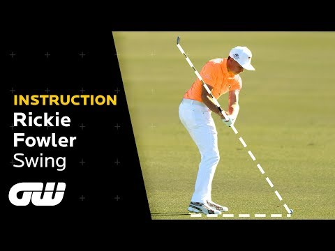 GW Swing Analysis: Rickie Fowler