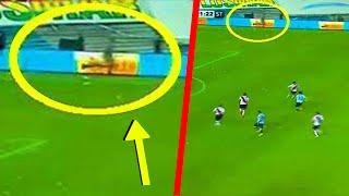 Fantasmas Reales en Partidos de Fútbol | Real ghosts in Football