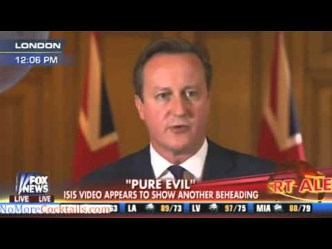 David Cameron on the beheading of David Haines by ISIL: